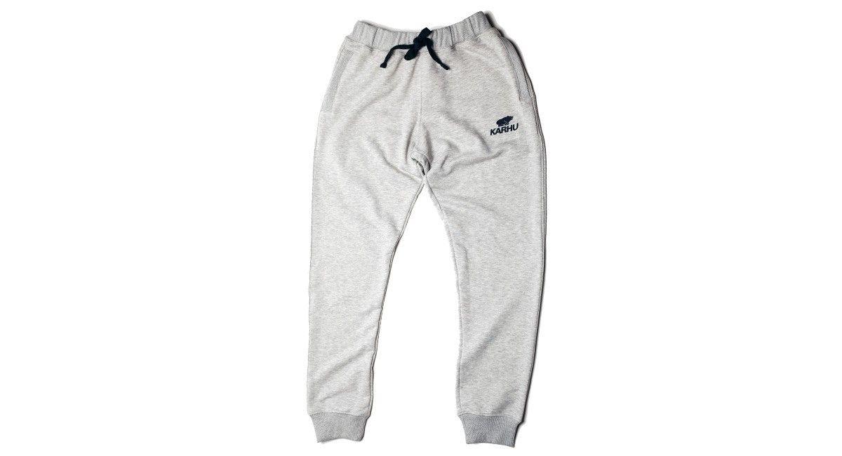 Sweatpants Grey Melange