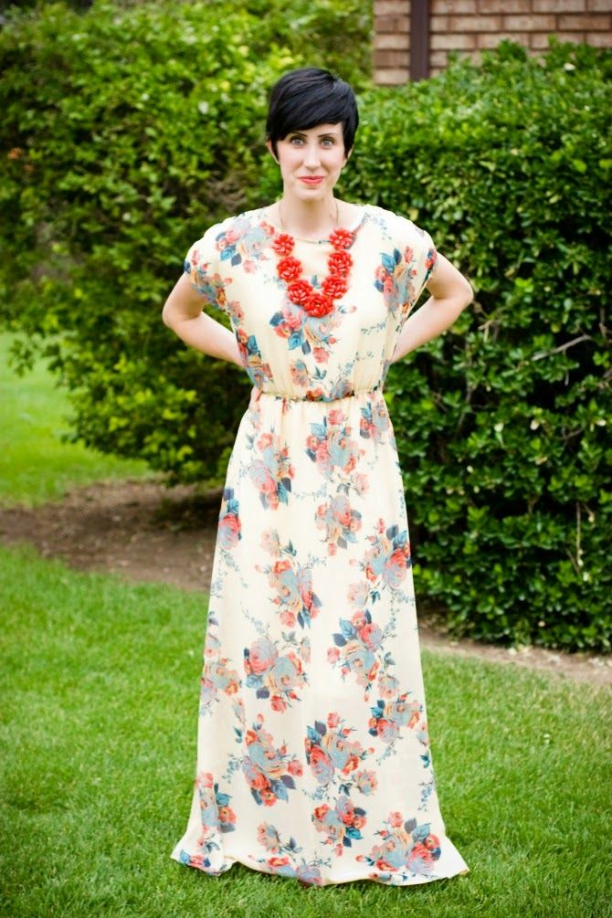 A blog about fashionable sewing.