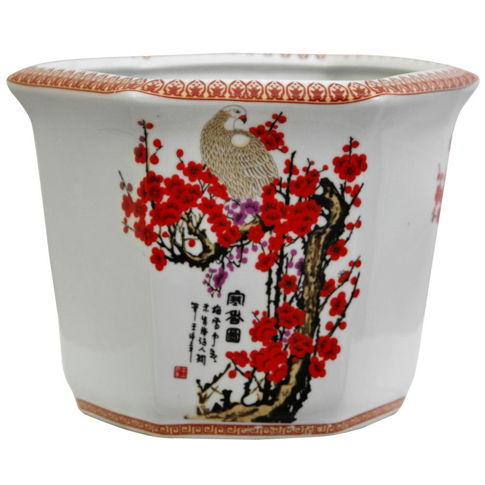 Pin By June Reisinger On Happy Flowerbeds In 2020 Flower Pots Porcelain Flowers White Flower Pot