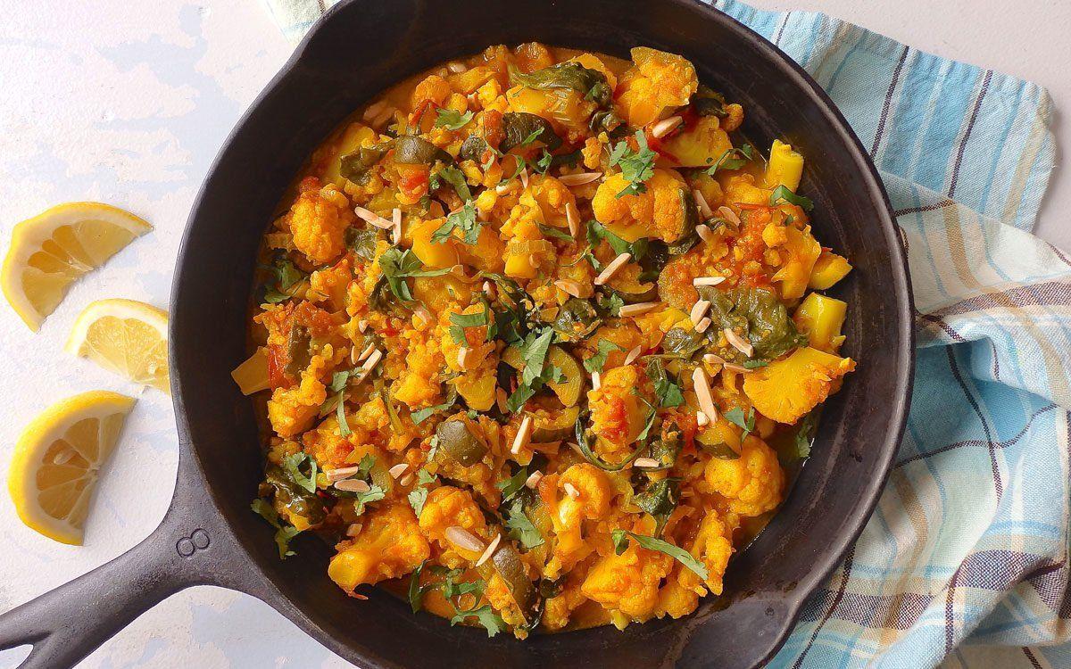Vegan Cauliflower Curry The Candida Diet Recipe Cauliflower Curry Candida Diet Recipes Vegan Cauliflower