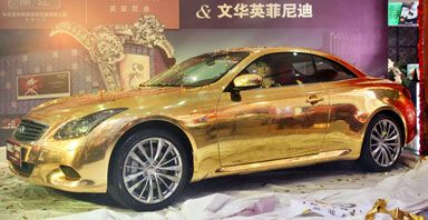 Gold Car With Images Gold Car Infiniti G37 Fancy Cars