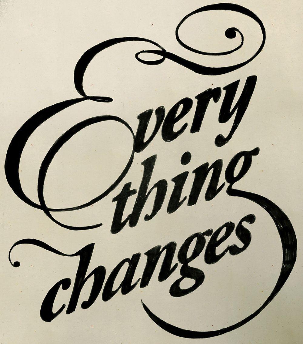 hand lettering | Lettering, Tattoo font for men, Creative ...