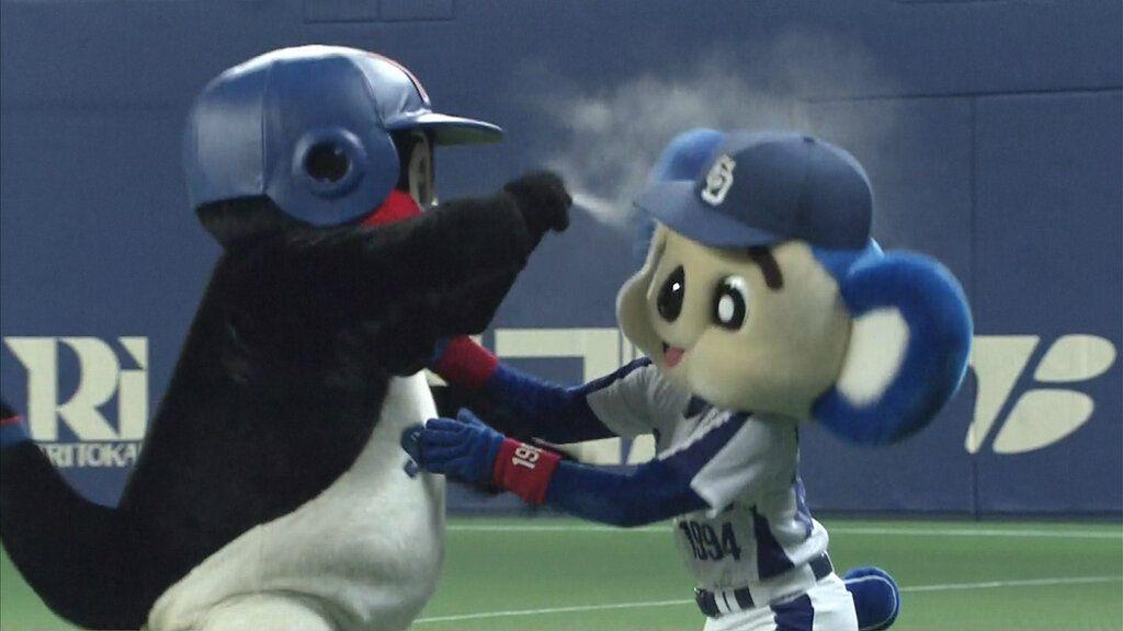 桑田 野球おもしろ画像 On ドアラ 桑田 つば九郎