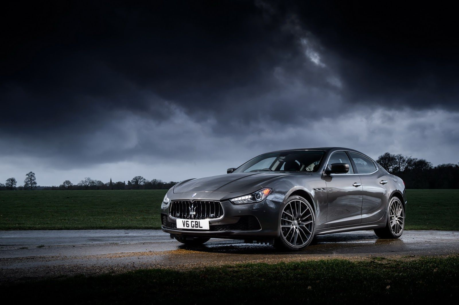 Maserati Ghibli Getting A Nose Job Next Year Maserati Ghibli Maserati Maserati Car