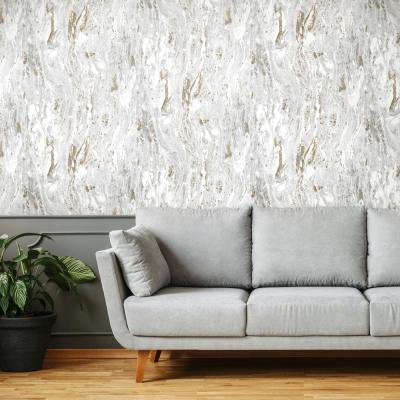 Marble Peel And Stick Wallpaper Home Depot