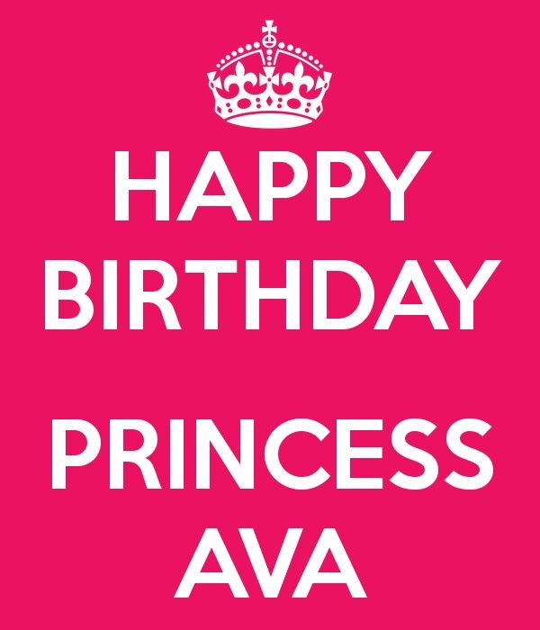happy birthday ava Happy Birthday Ava   Birthday and other occasions   Pinterest  happy birthday ava