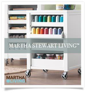 Martha Stewart Living™ Craft Space Collection | HomeDecorators.com