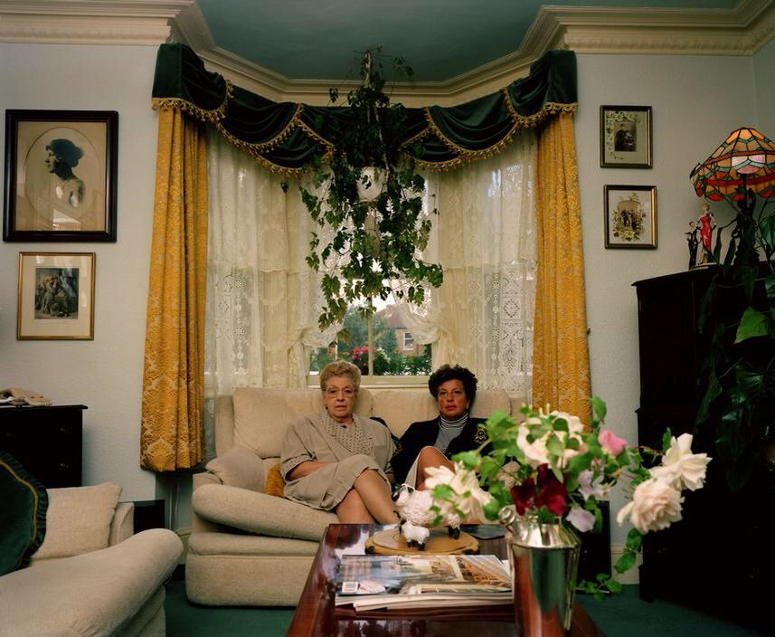 Early 90s Living Room 1990s Interiors Martin Parr
