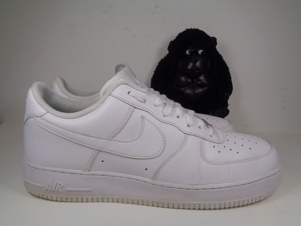 56519b04f81 Men s Nike Air Force One 07 Low Basketball shoes size 14 US 315122-111  Nike   BasketballShoes
