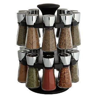 Buy Cole & Mason 20 Jar Spice Rack Online at johnlewis.com