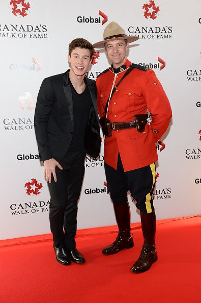 Shawny and a Mountie #Canadian