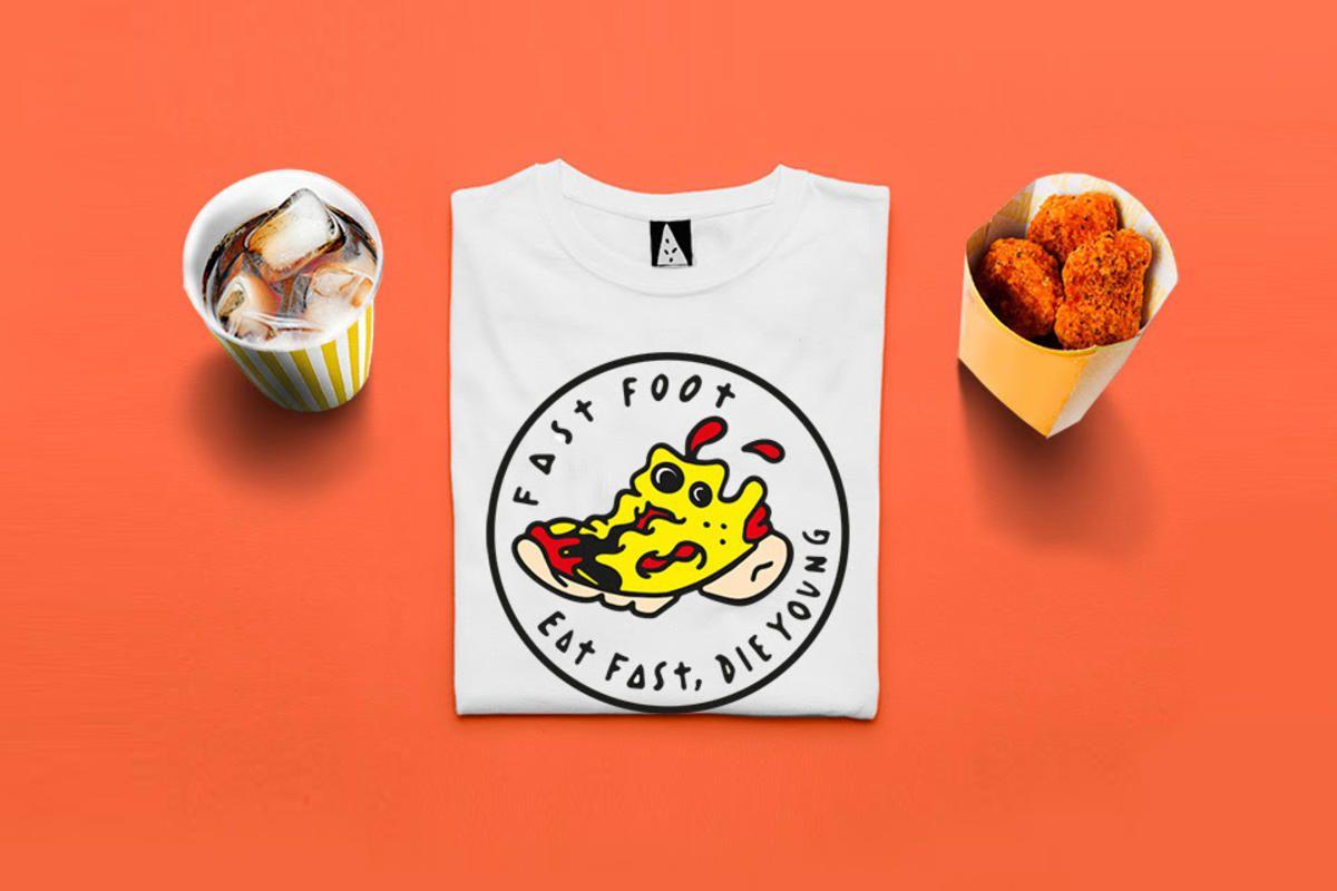 Fast Foot Pump Fury T-Shirt