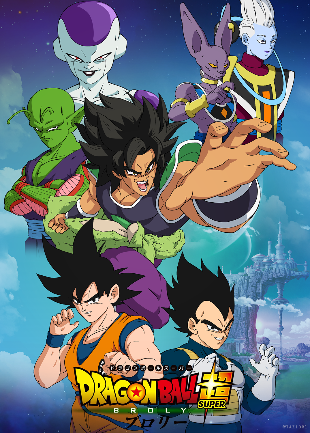 watch dragon ball super broly movie online free
