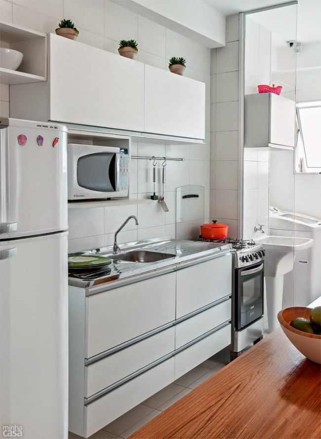Petite Cuisine Appartement décorer et aménager un petit appartement de 3 pièces | cuisine