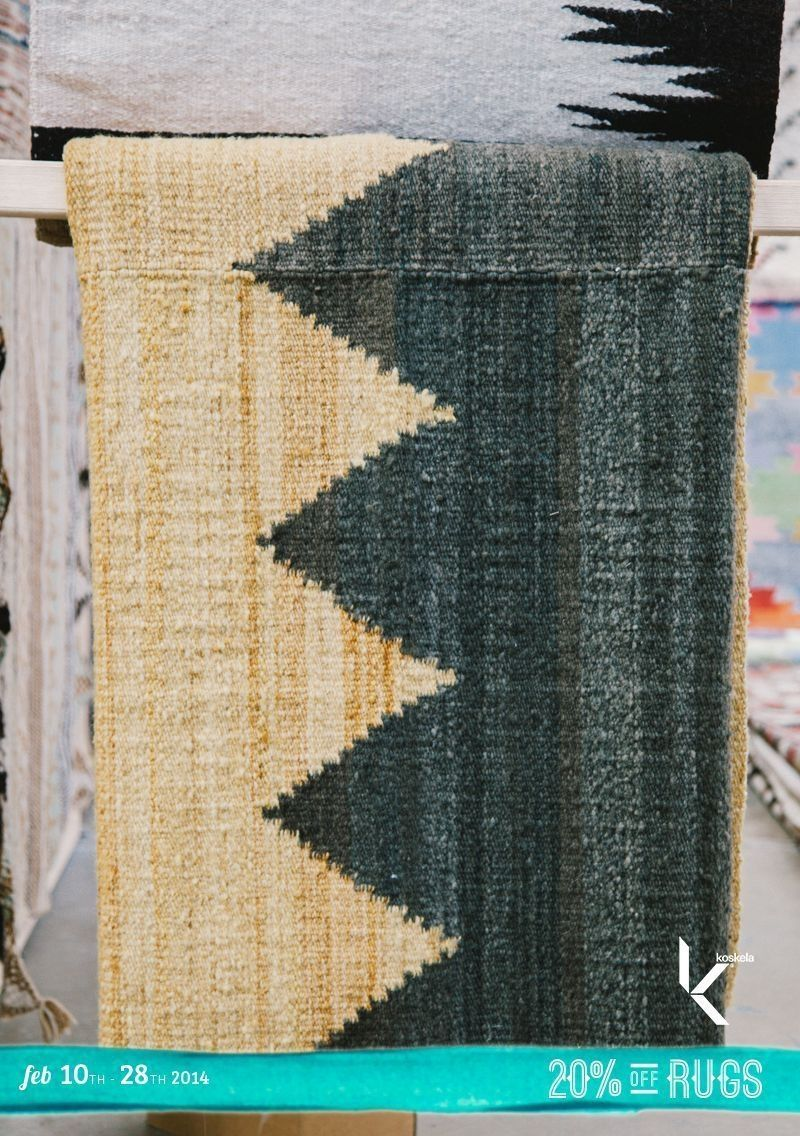 To celebrate our second year in Rosebery, take 20% off Rugs including Loom, Pampa and our felt rugs (Excluding Tretford Field Range) from February 10-28th.