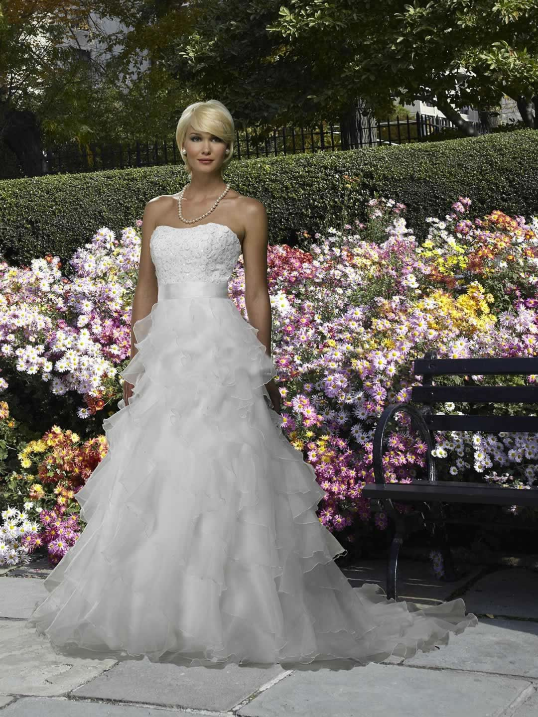 Fantasy By Forever Yours Wedding Dresses Style 410223