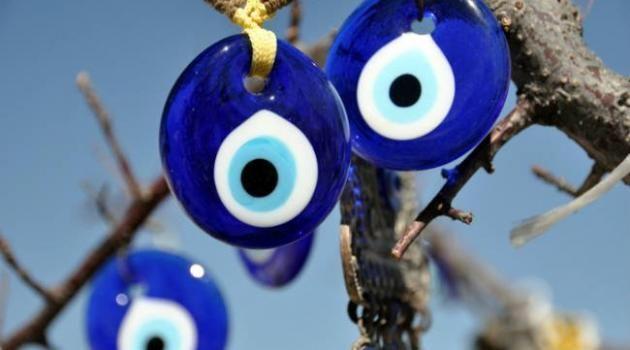 O Olho Grego Simboliza A Sorte A Energia Positiva A Limpeza A