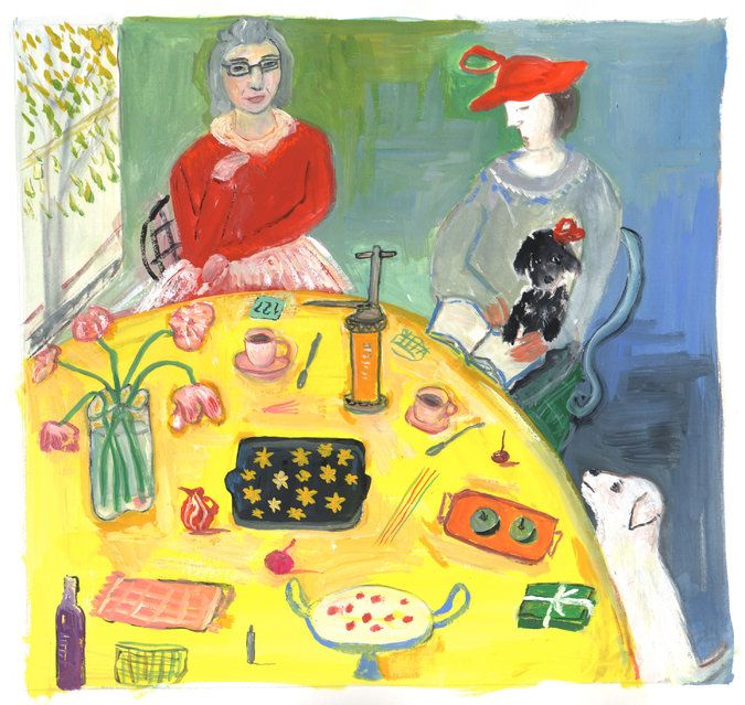 Maira Kalman's Most Treasured Cooking Tool - NYTimes.com