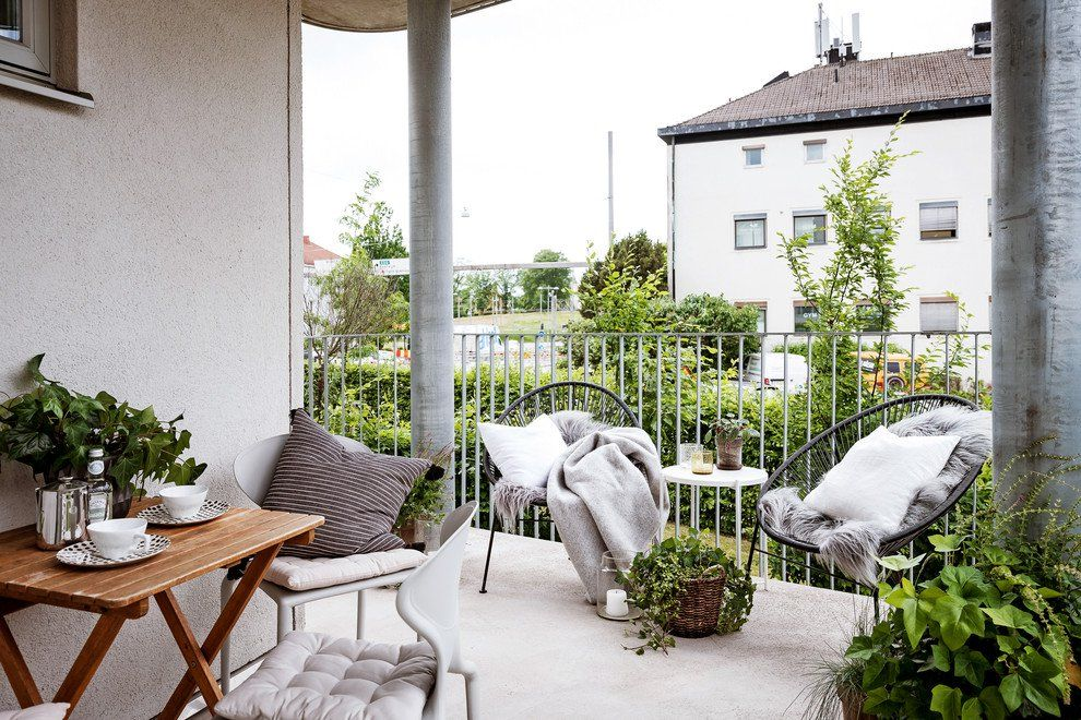 16 Beautiful Scandinavian Patio Designs That Fit Any Outdoor Space Outdoor Remodel Patio Design Diy Patio Furniture