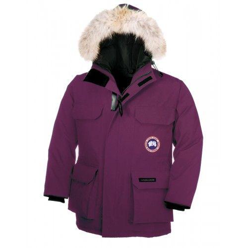 canada goose barn jakke