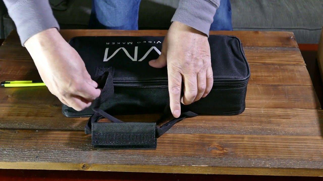 Gvm wyv2 motorized slider for better video footage