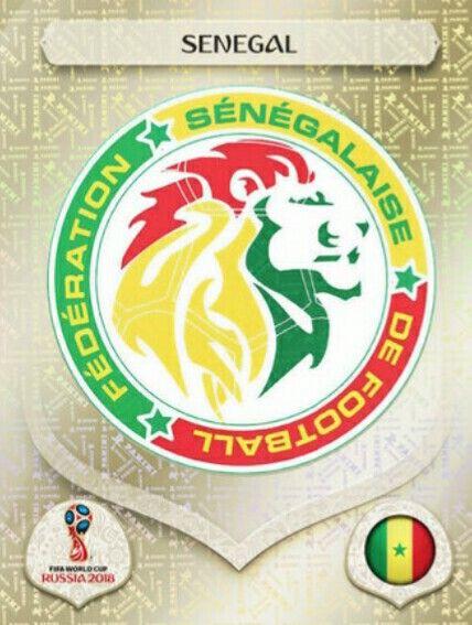 Senegal Figurinhas Da Copa Copa Do Mundo Fifa Copa América