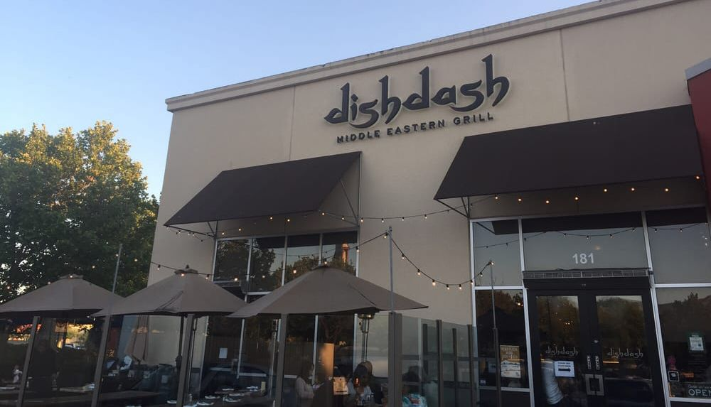 Dish n dash middle eastern fremont ca california