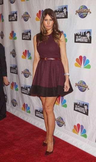 Best Looks Melania Trump Milania Trump Style Melania Trump Model Melania Trump Dress