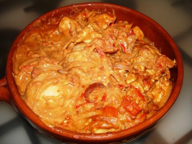 Chicken Stew With Sadza Dumpling Chicken Stew African Food Stew