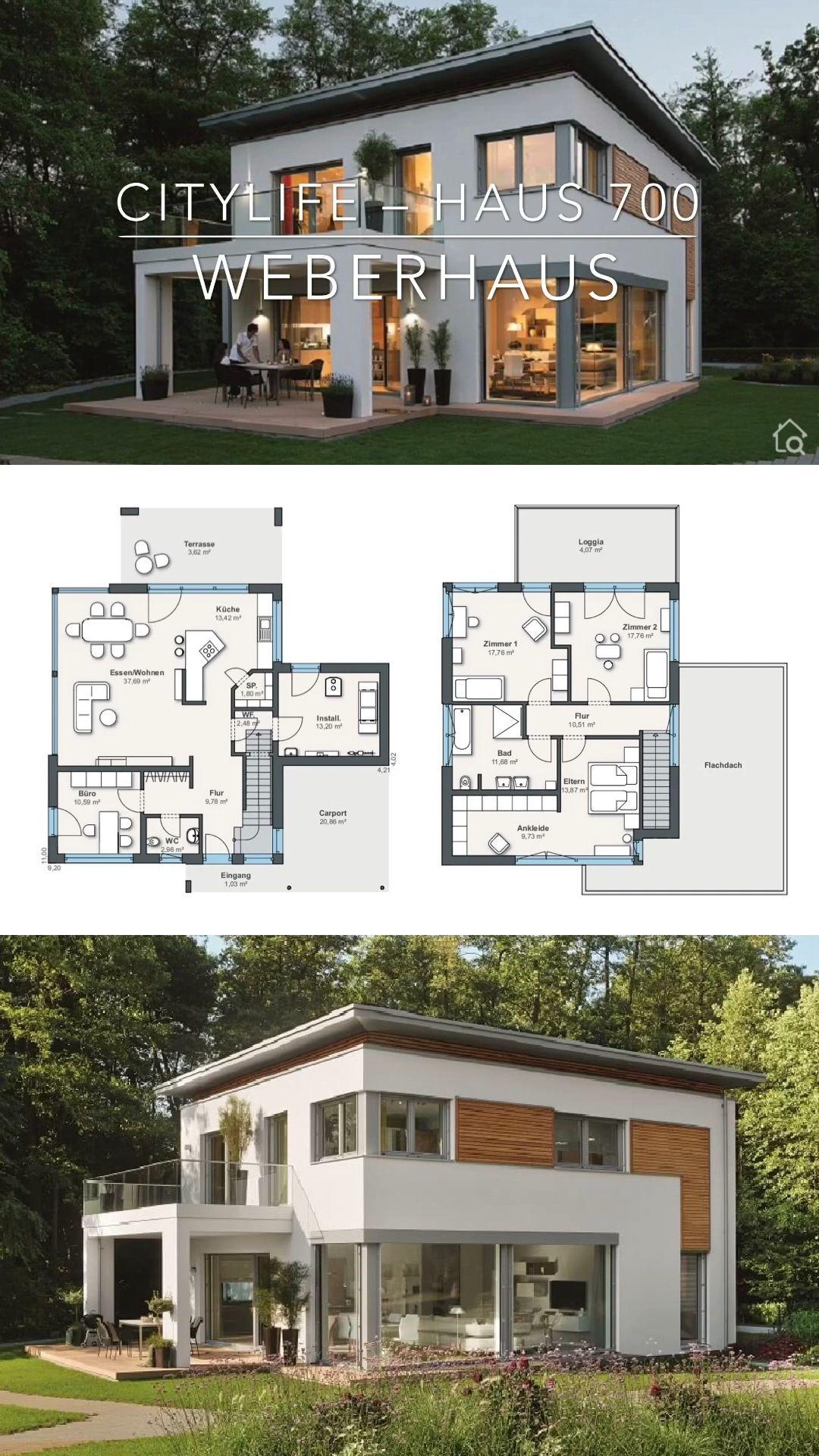 Modern European House Plan With Bauhaus Architecture City Life 700 Dream Villa Plan Bauhaus Architecture House Architecture Design Modern Architecture Design