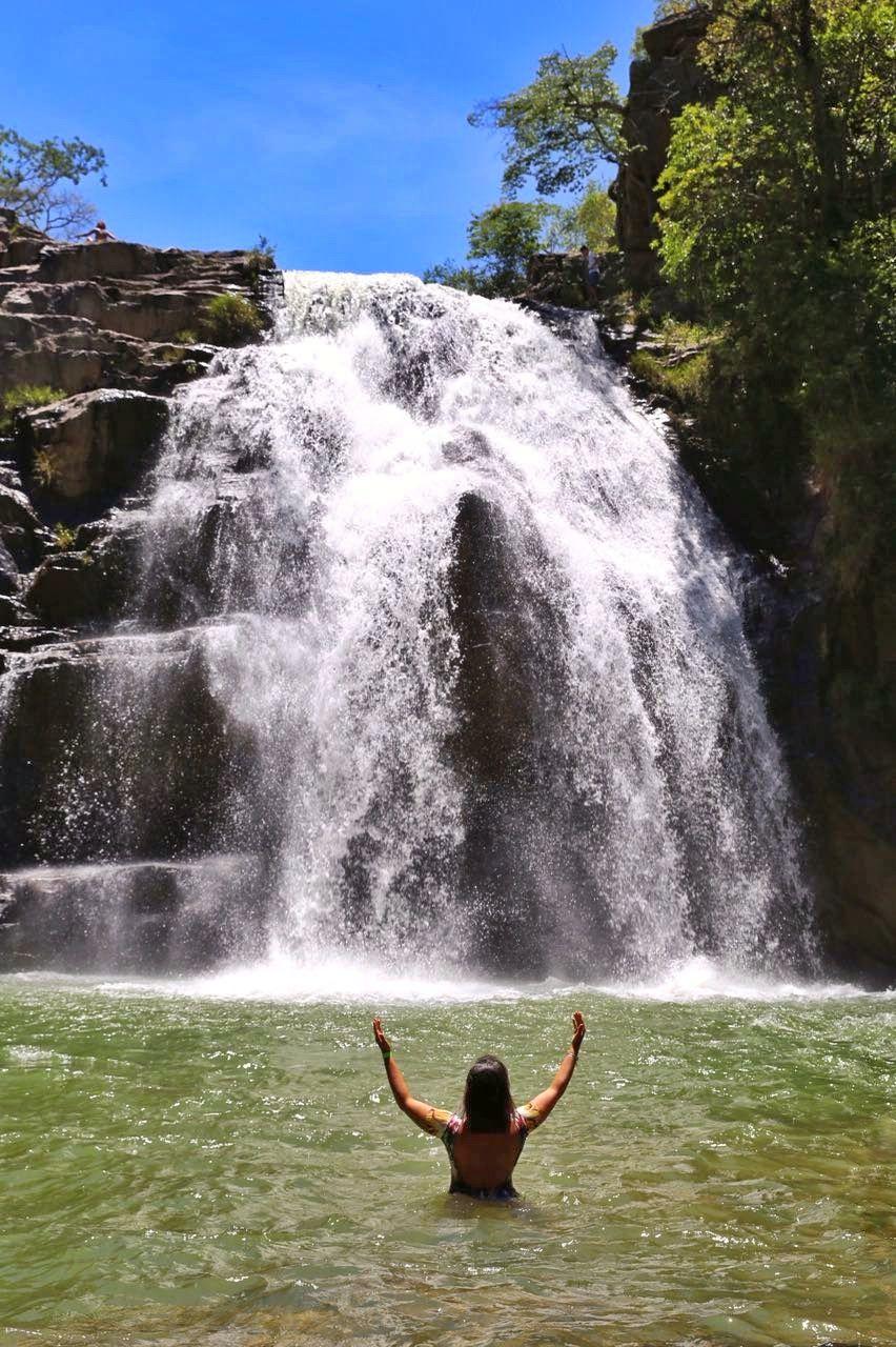 Cachoeira do Lobo, Capitólio - MG