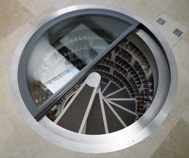Building a wine room: 16 beautiful wine storage design ideas ...
