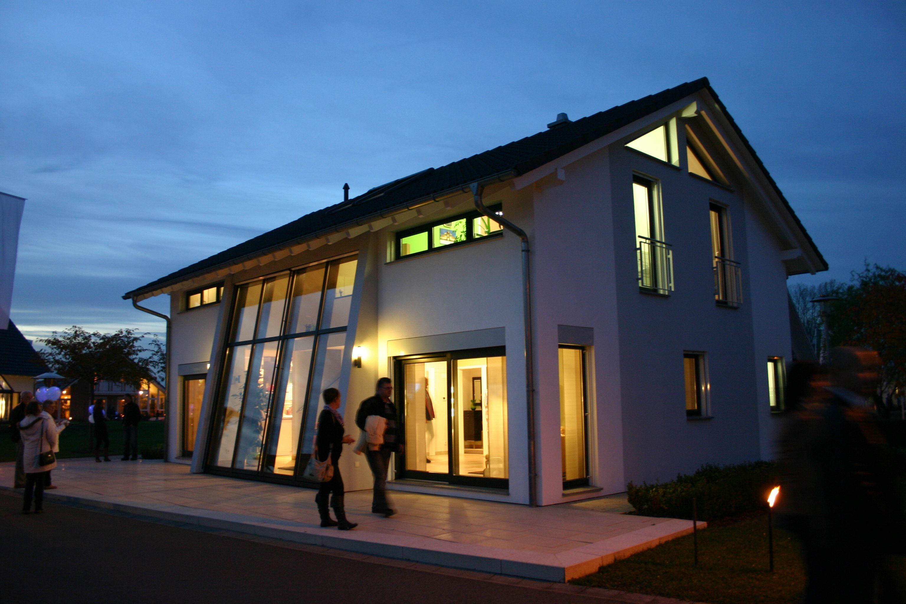 WeberHaus GmbH & Co. KG musterhaus fertighaus
