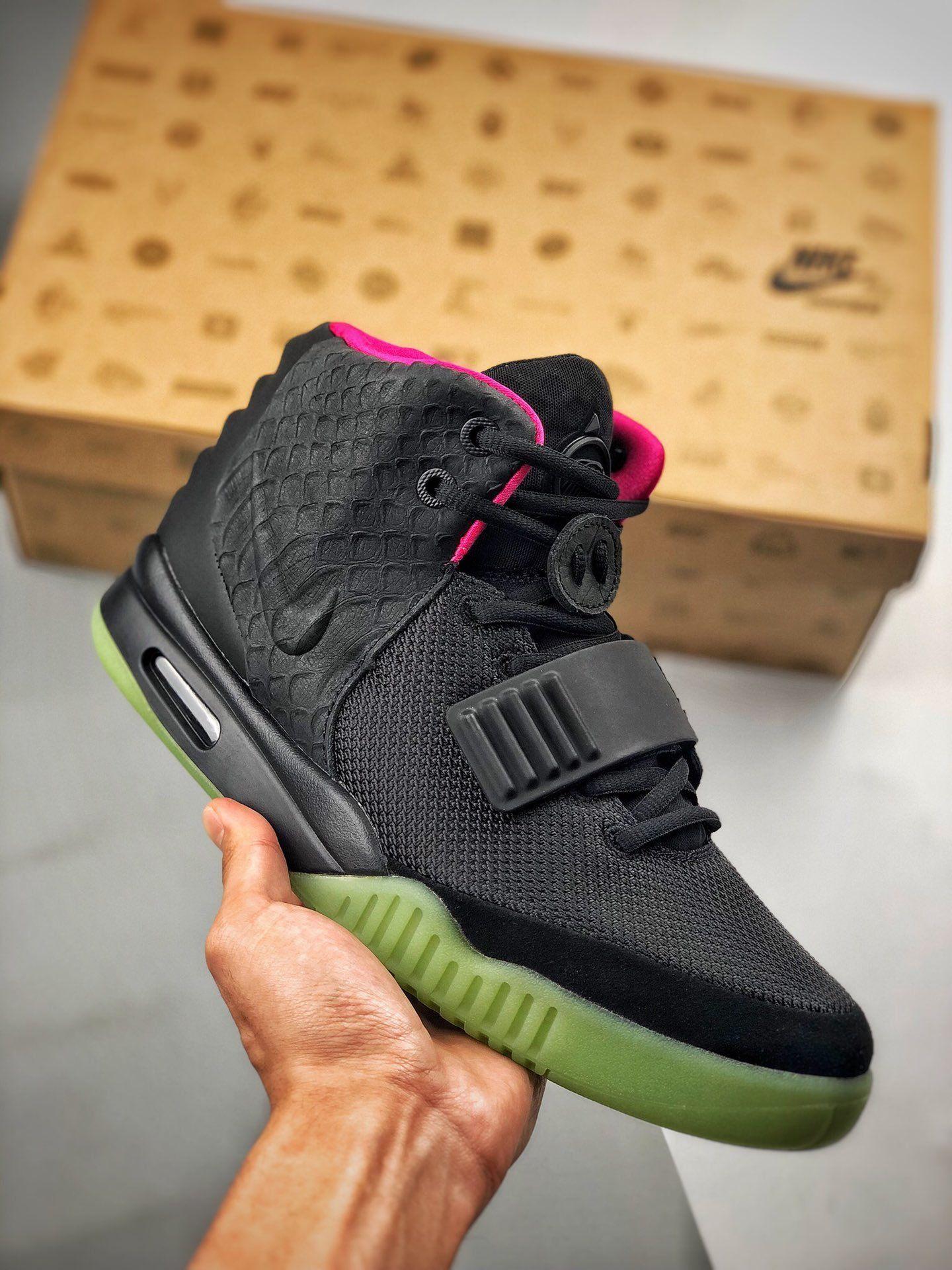 Nike Air Yeezy 2 NRG Kanye 2012 508214
