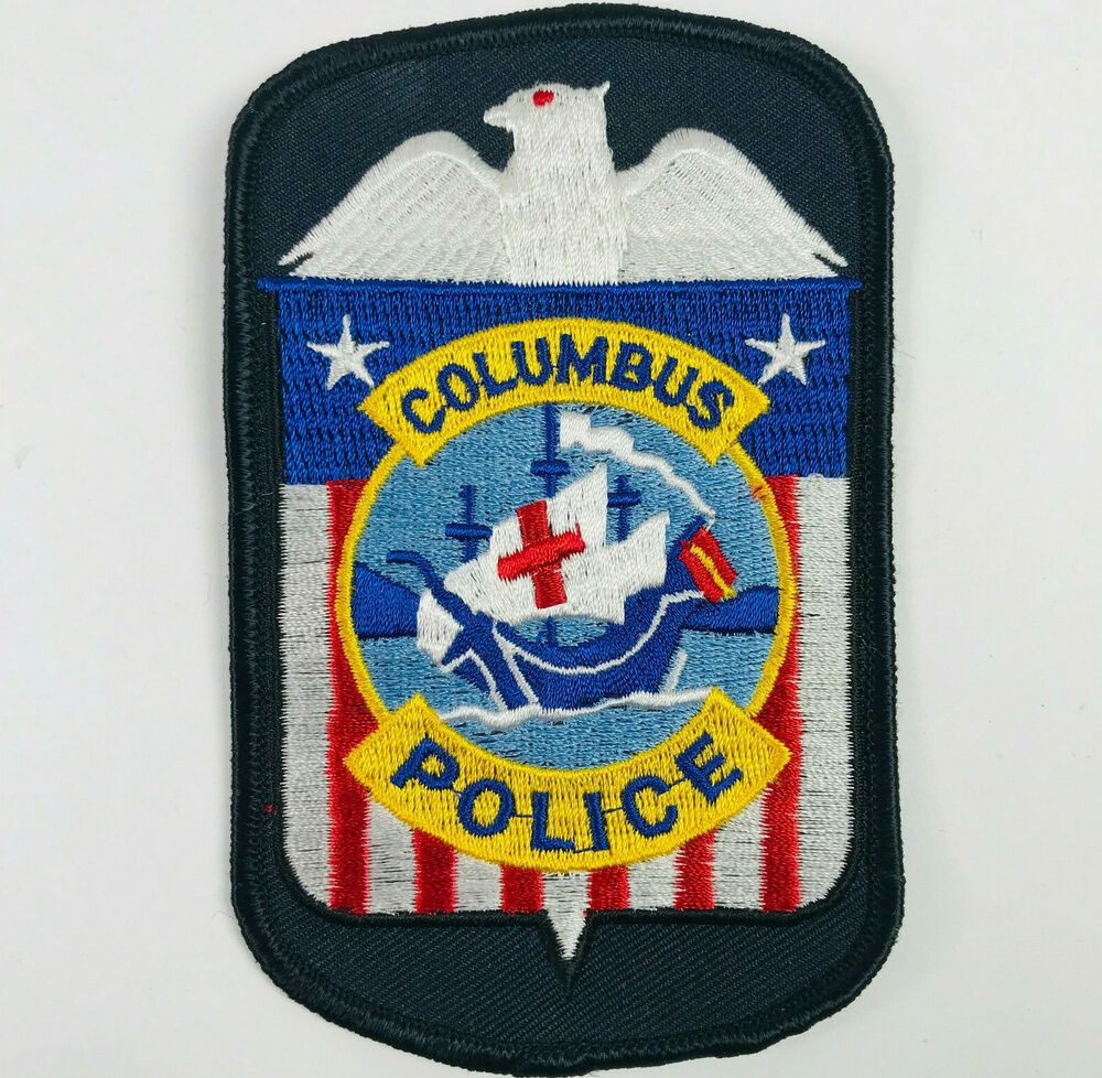 Columbus Police Ohio Patch Police Patches Police Patches