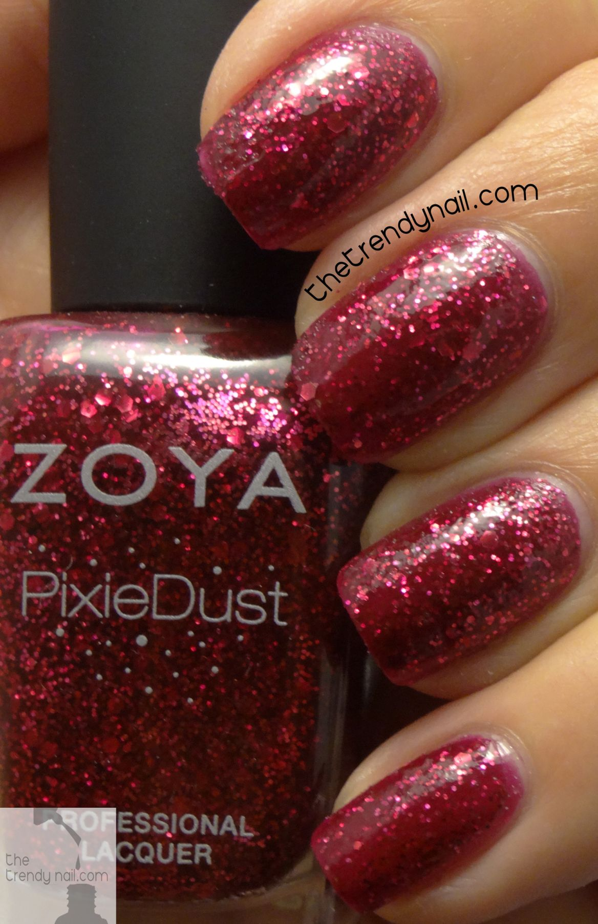 Zoya Fall 2014 Ultra PixieDust Collection Swatches