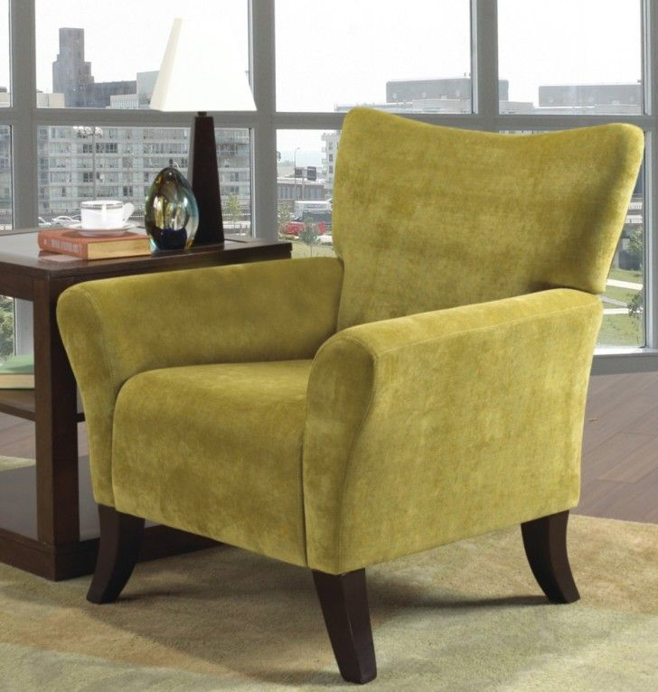 Cool Lime Green Accent Chair Green accent chair, Accent