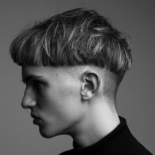 20+ Cool Ways to Non-Ironically Rock a Bowl Cut Nowadays – Men Hairstyles World