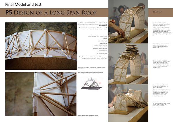 Best Long Span Roof P5 2Nd Yr On Behance Roof Span 400 x 300