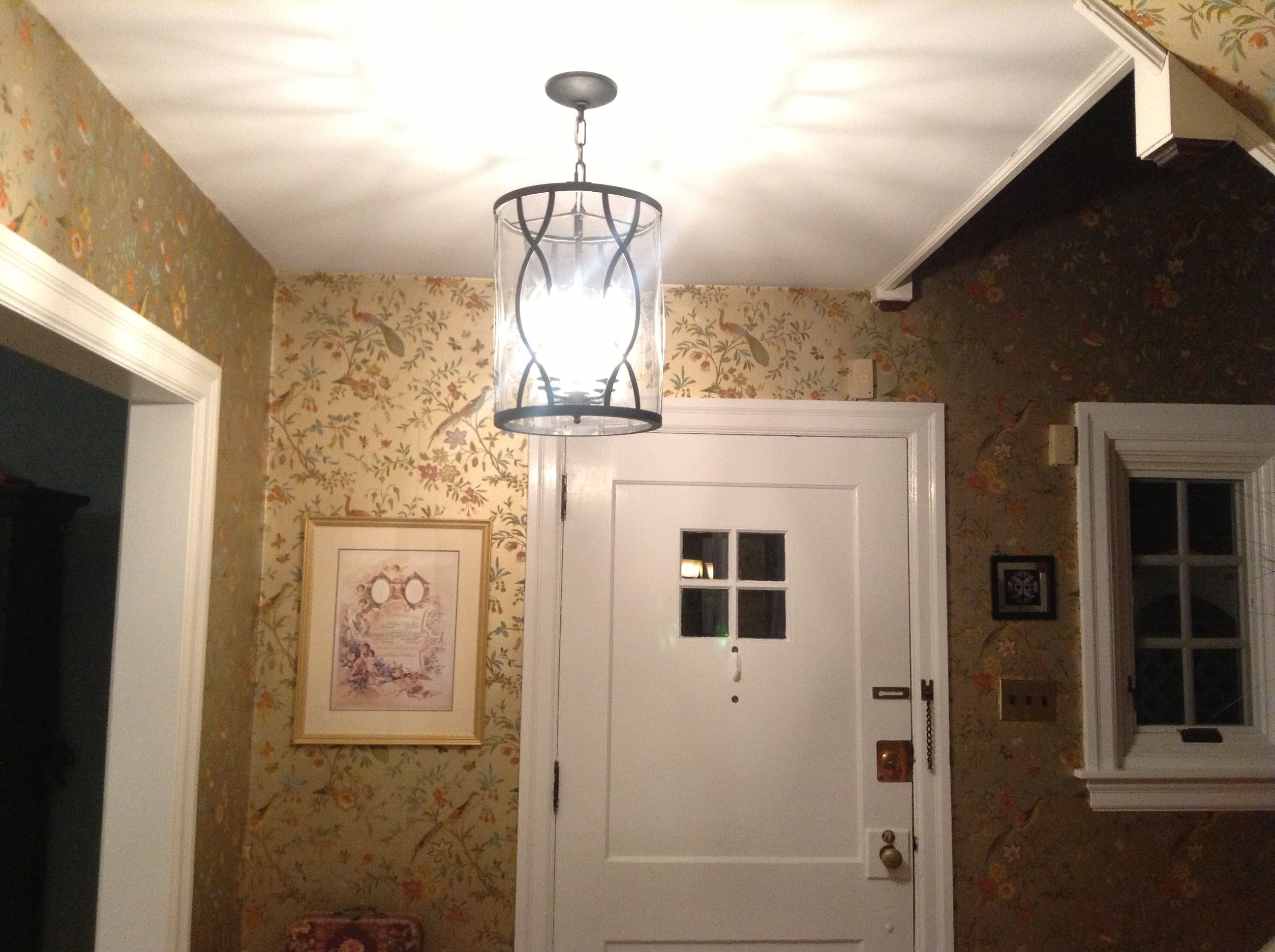 Small Foyer Ceiling Lights : Exquisite tube ceiling hanging lights with shade as modern