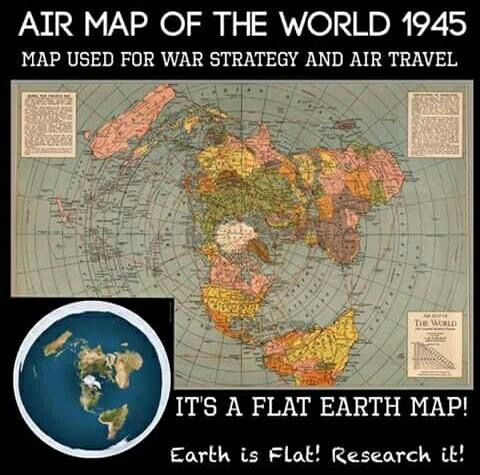 Pin by vicki on earth is not a ball pinterest flat earth flat this is usedbecause jet stream is stronger at north as pilots would chose to use the northern routeitd be far more sensible to use a north down map gumiabroncs Choice Image