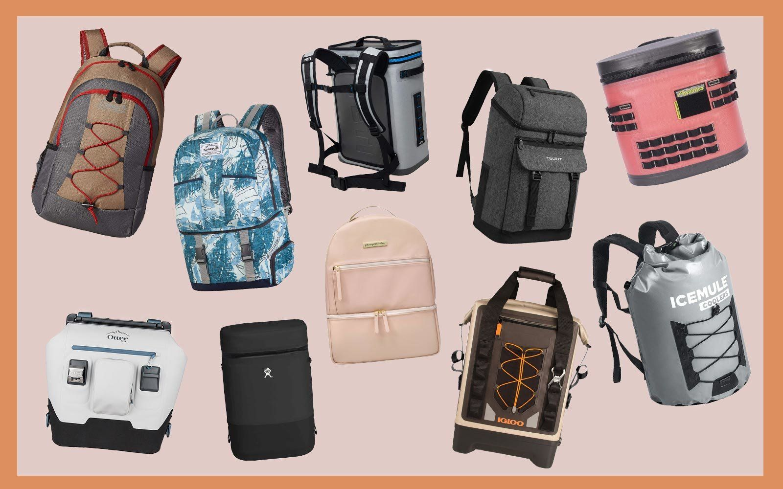 It S Time To Replace Your Cooler With One Of These Awesome Insulated Backpacks Insulated Backpack Cool Backpacks Backpacks