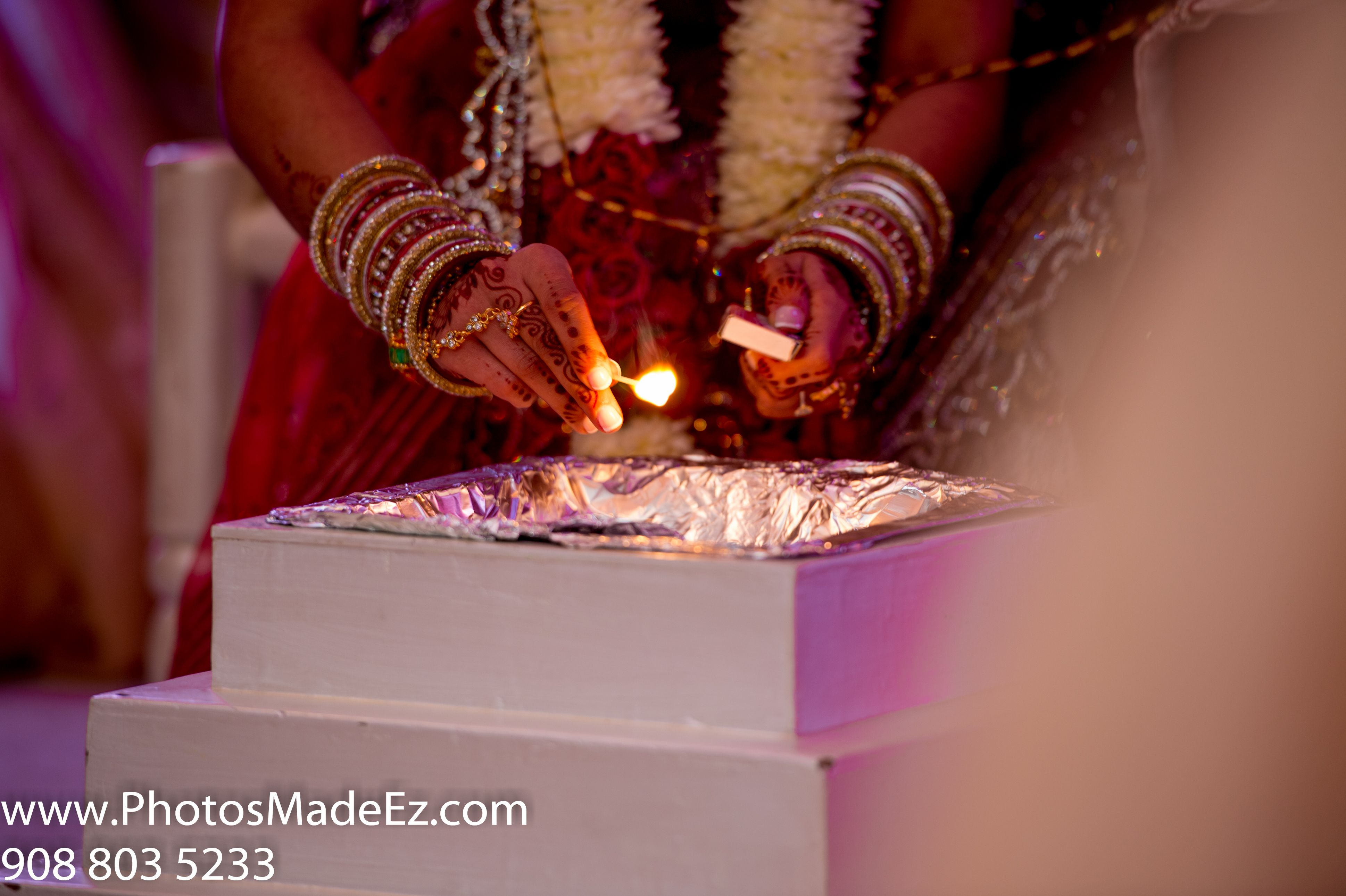 Gujarati wedding ceremony detail indian bride and