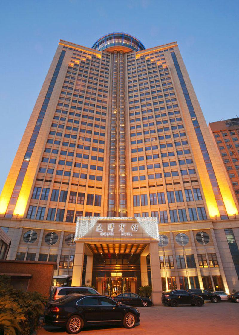 Shanghai Hotel Ocean 5 Star In