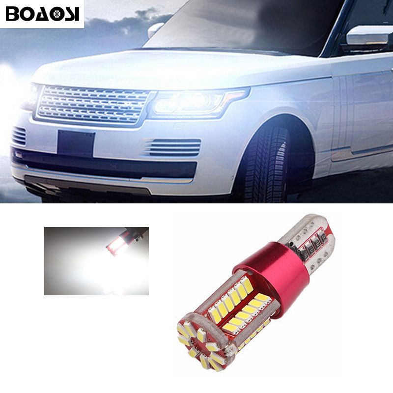 FOR LAND ROVER DISCOVERY 3 ERROR FREE INTERIOR CAR LED BULB KIT XENON WHITE
