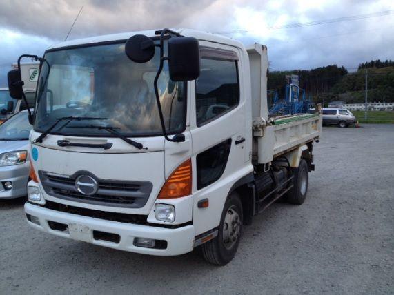 Ranger,Japanese Used Car Exporter | SAFFRAN INTERNATIONAL Car ID = SAF- 151 Hino Truck 2006 HINO RANGER saffrangroupnz@gmail.com