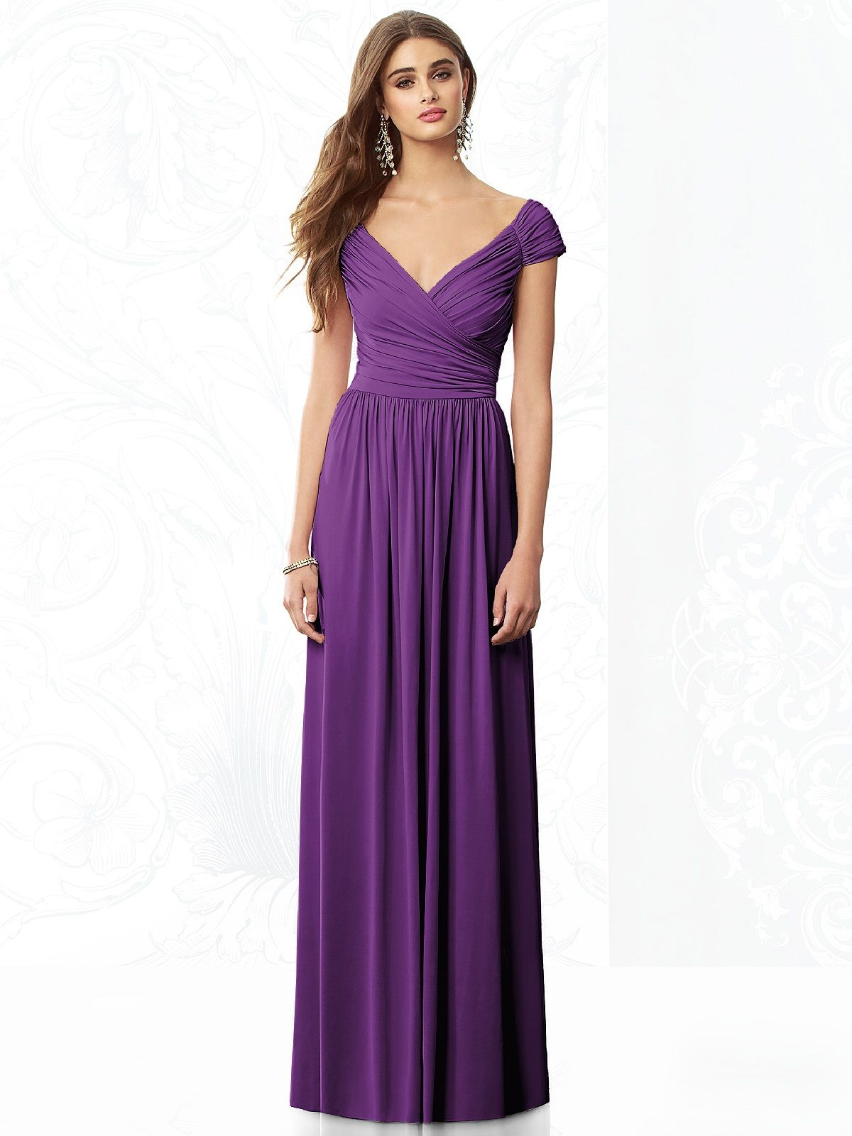 After Six 6697 Bridesmaid Dress in Plum   I DO!   Pinterest   Flacos ...