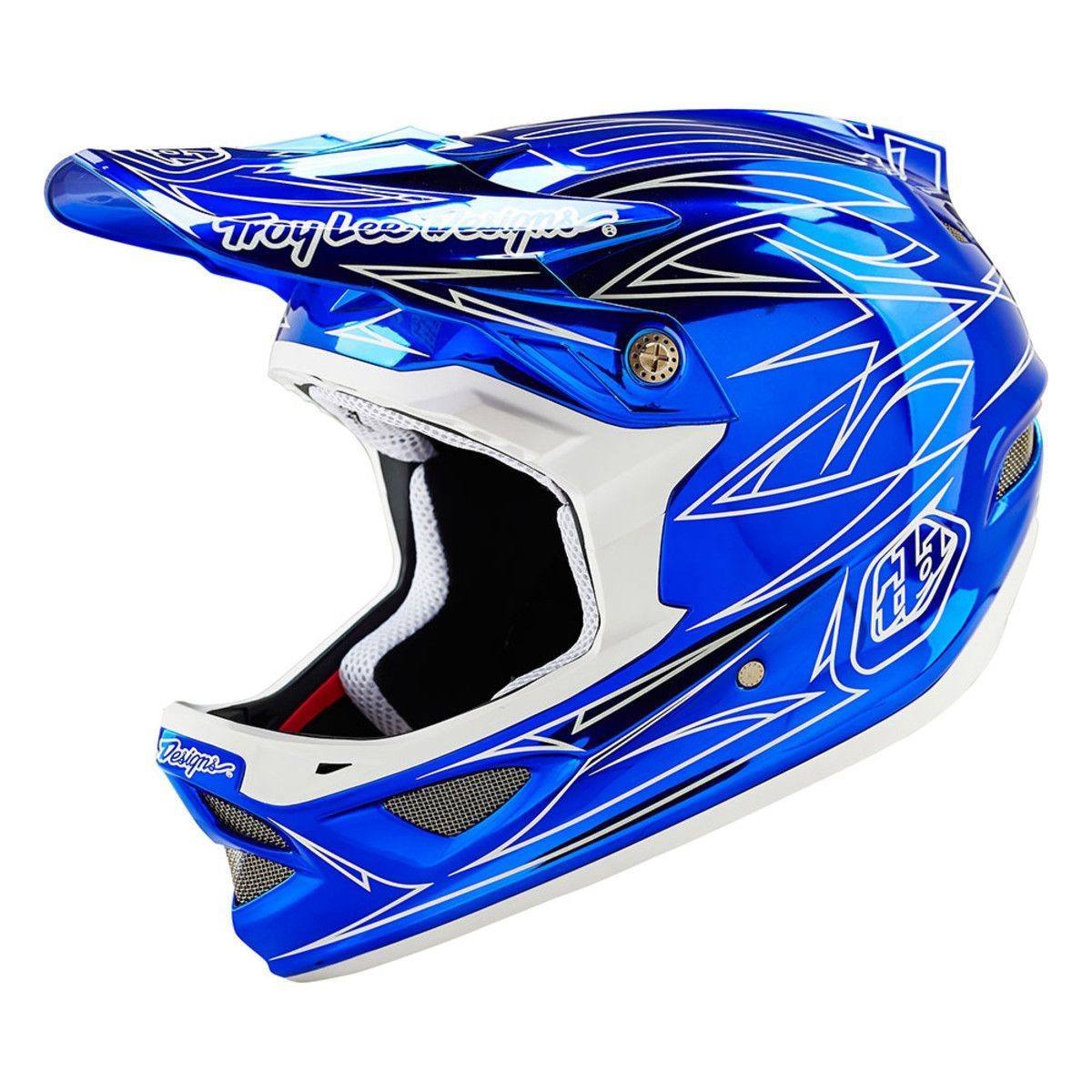Troy Lee Designs D3 Composite Full Face Helmet For Mountain Bike