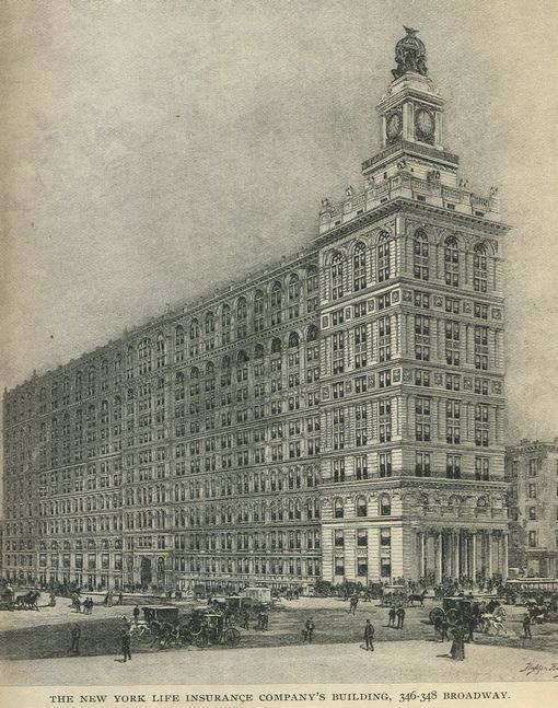The New York Life Insurance Building