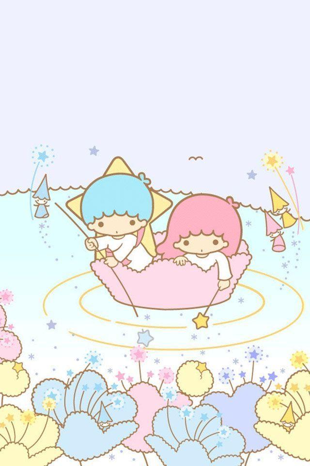 Sanrio Little Twin Stars Wallpaper Little Twin Stars Hello Kitty Images Star Wallpaper